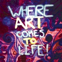 WHERE ART COMES TO LIFE 200