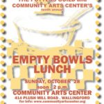 Empty Bowls Lunch