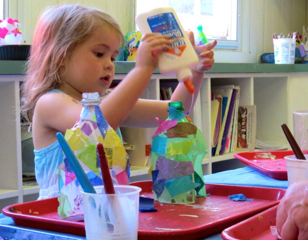Kids 39 art classes community arts center for Kids painting classes