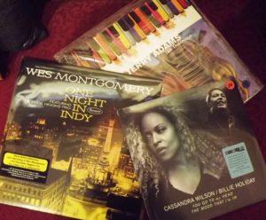 3 new albums, Various Jazz Artist courtesy of Vinyl Revival, Lansdowne