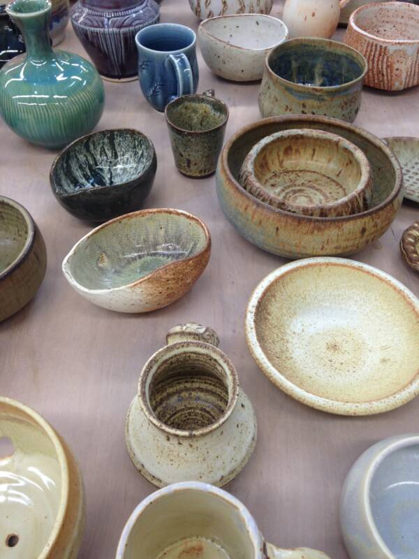 Community Arts Center's Ceramic Associates