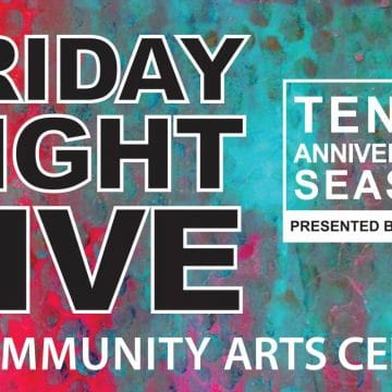 Friday Night Live Concert - The Mini Q's Featuring Vocalist Lee Mo, Jazz