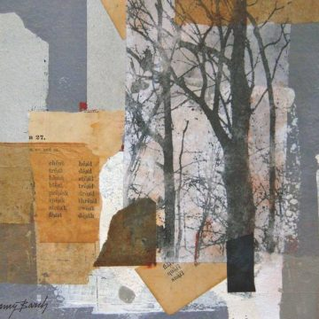 Into the Unknown - Mixed Media Workshop with Nancy Barch
